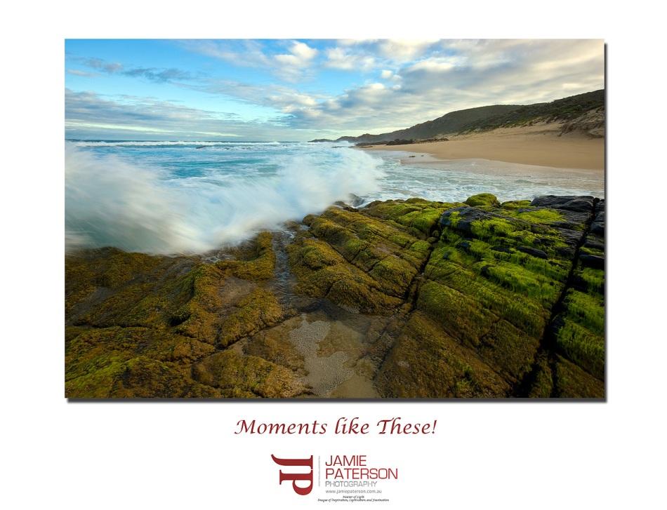 injidup beach australian landscape seascape long exposure