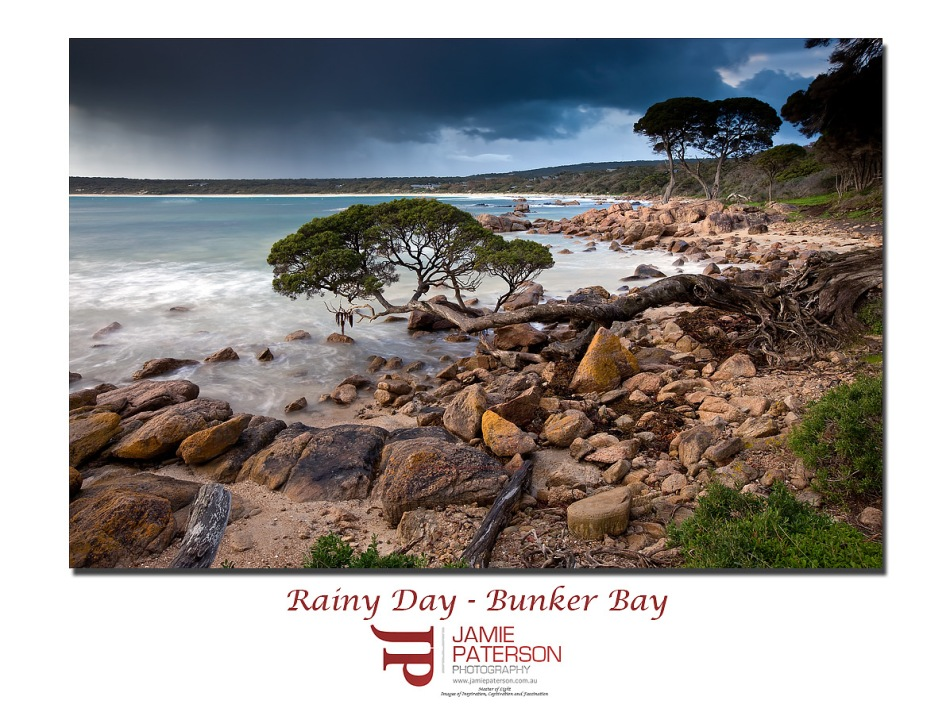 bunker bay Dunsborough Cape Naturaliste australian landscapes seascapes