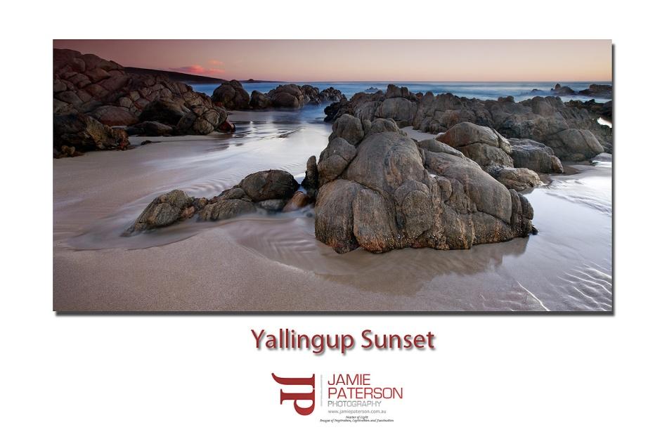 yallingup cape naturaliste sunsets australian landscape photographer