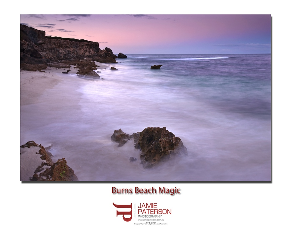 burns beach seascape photography perth ocean jamie paterson