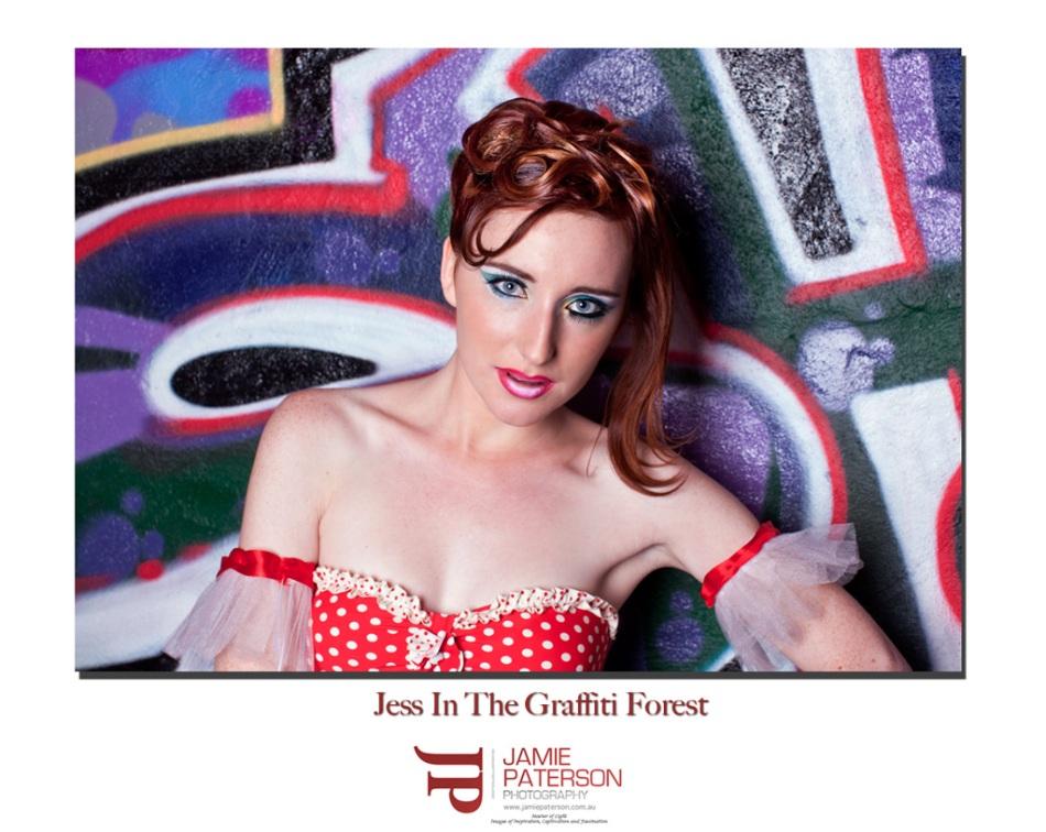 graffiti, fashion photography,