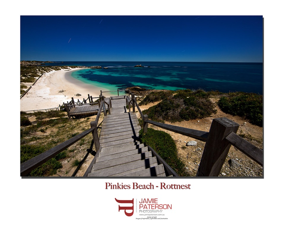 pinky beach, rottnest island, australian landscape photography, australian seascape photography, canon 14mm,