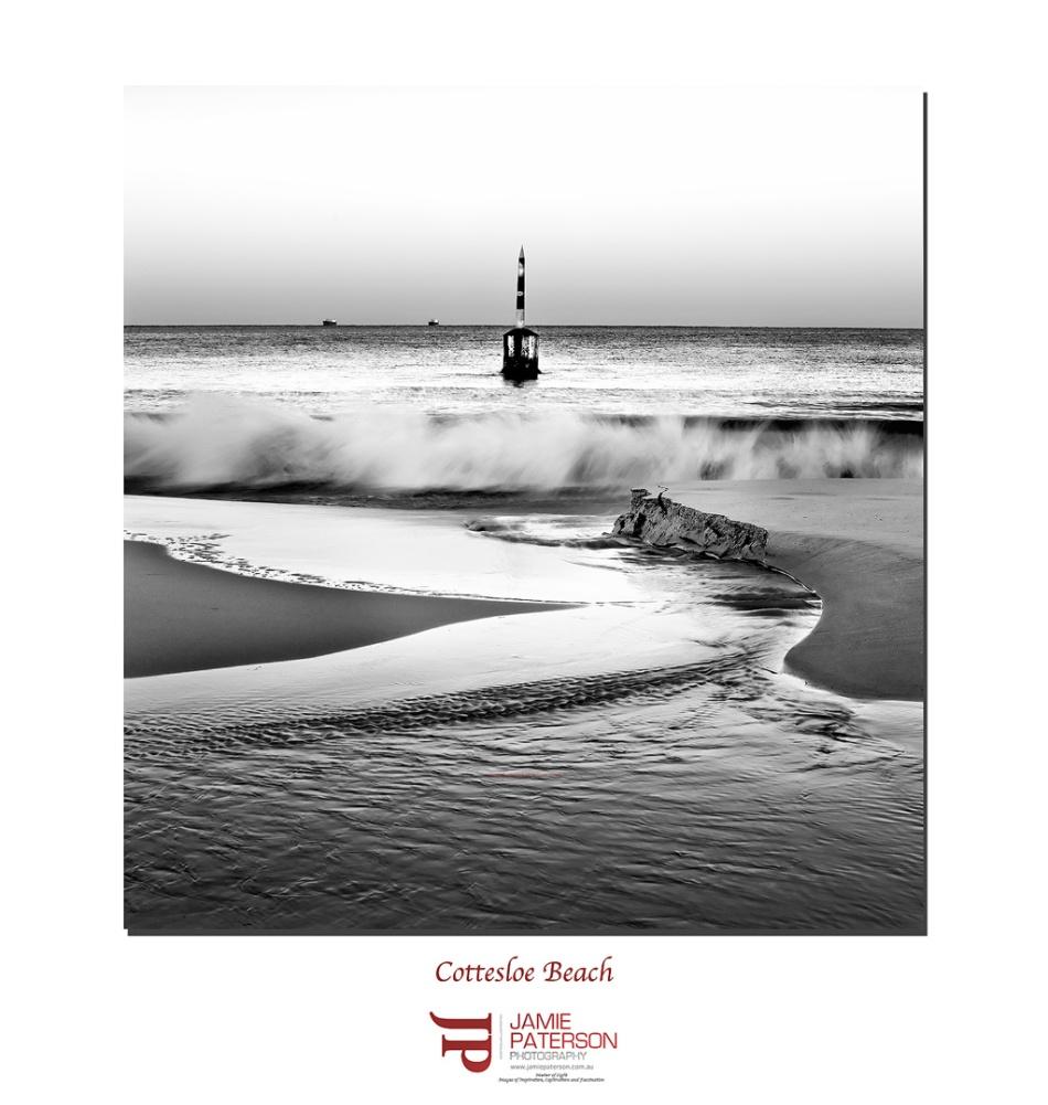 Cottesloe Beach, Cott, australian landscape photography, seascape photography, fine art landscape photography