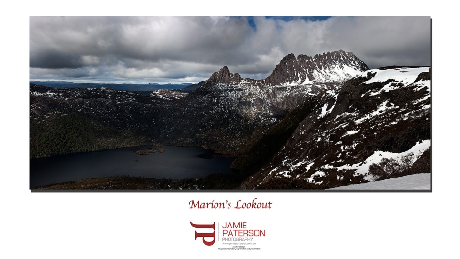 marions lookout, cradle mountain, cradle mountain national park, australian landscape photography