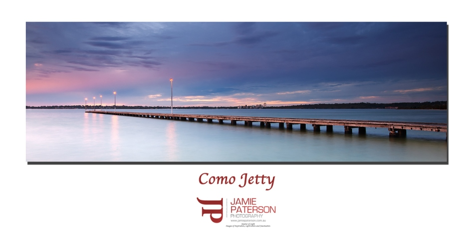 Como Jetty, australian landscape photography