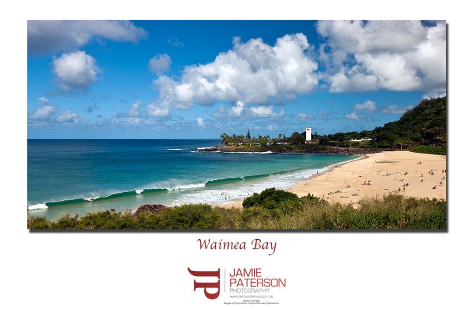 waimea bay, waimea, hawaii photos, hawaiian landscapes
