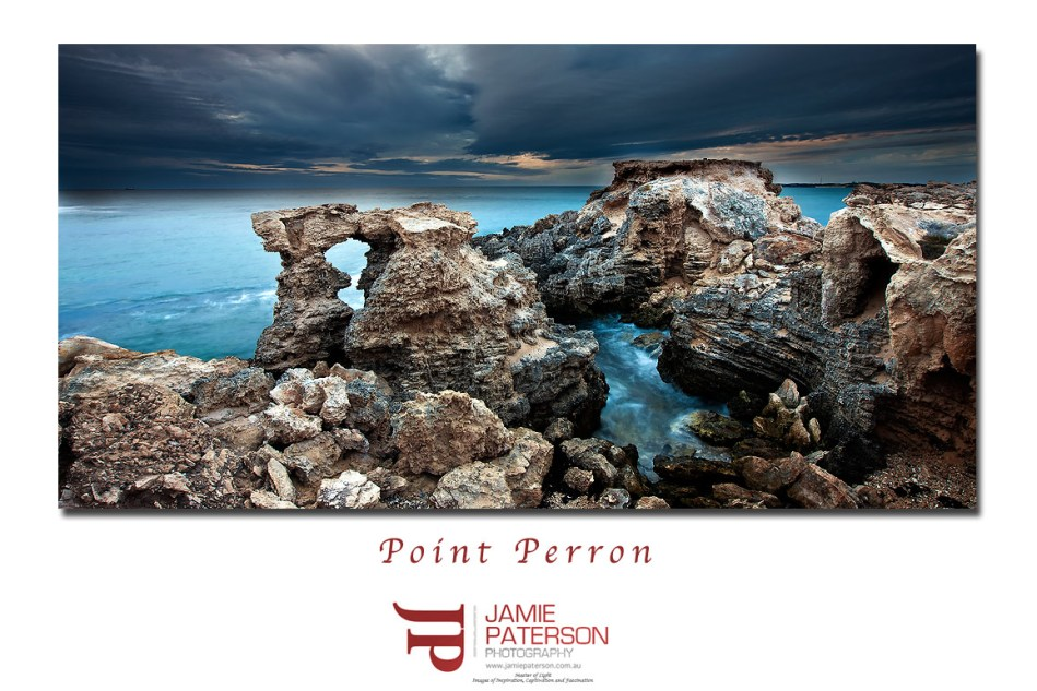 point perron, australian landscape photography, seascape photography, rockingham