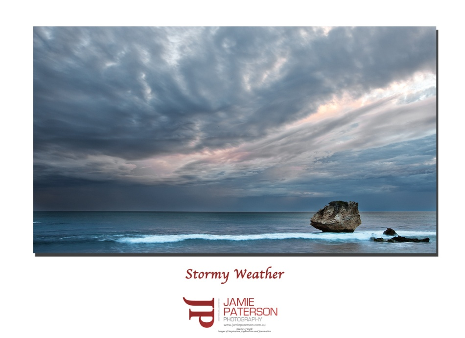 stormy weather, perth storm, seascape photography