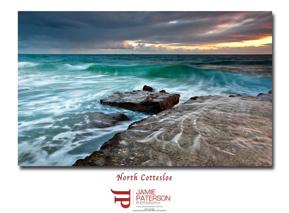 north cott, seascape photography, seascapes, landscape photography australia, australian landscape photography, cottesloe