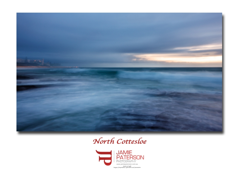 cottesloe beach, north cott, australian landscape photography, seascape photography, landscape photography australia