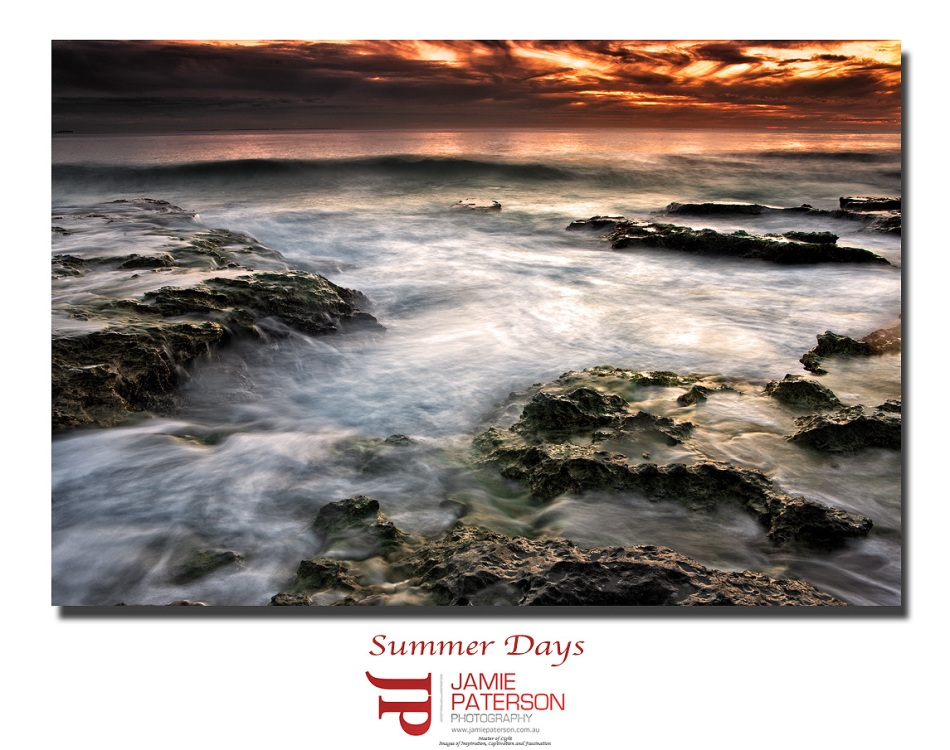 australian photographer, landscape photography, seascape photography, cottesloe beach
