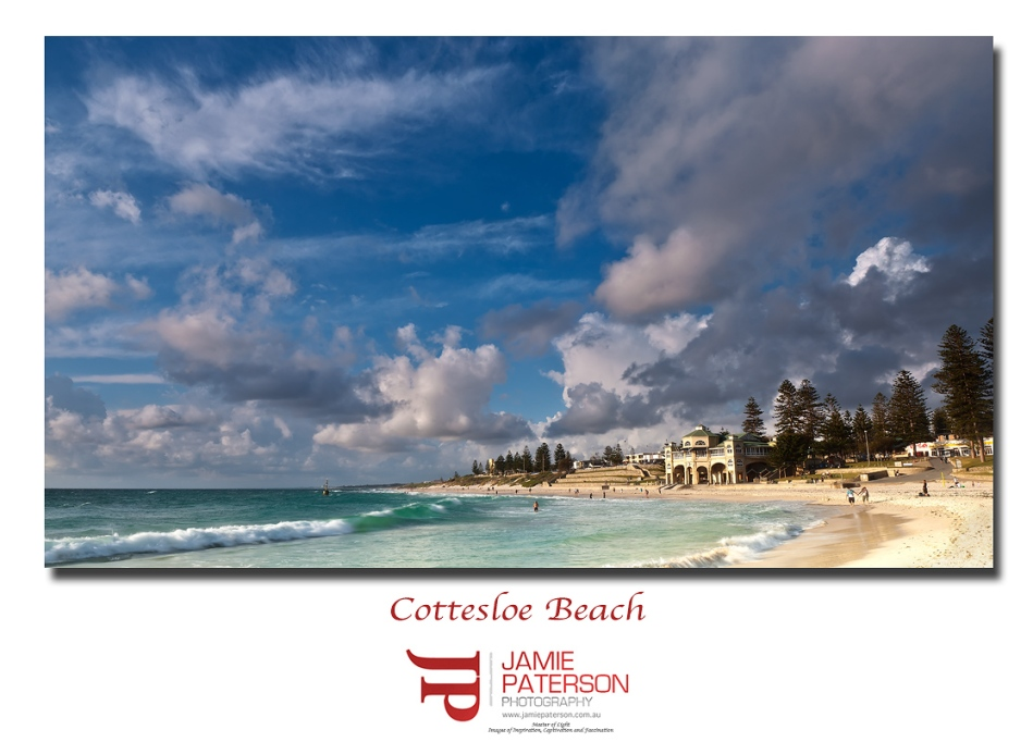 cott, north cottesloe, australian landscape photography, seascape photography